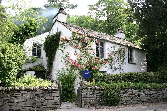 Dove Cottage, Wordsworth moved into this cottage with his sister in 1799.