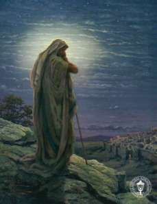 A Prayer for Peace, Thomas Kinkade