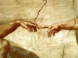 The Creation of Adam, Da Vinci