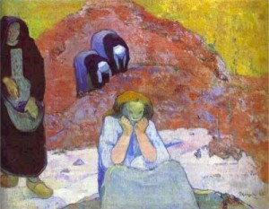 Gauguin, Human Miseries