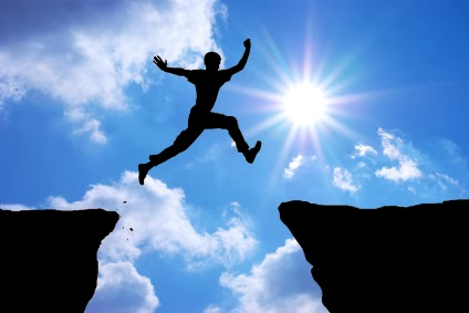 Leap-of-faith
