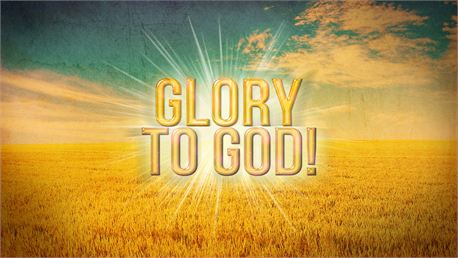 Not to us, O Lord, not to us, but to your name give glory
